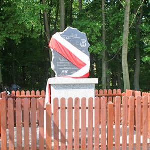 Pomnik upamiętniający lotników RAF