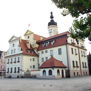 Polskie miejscowości - Wołów