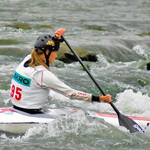 Nowy Sącz - 64. Mistrzostw Polski w slalomie kajakowym