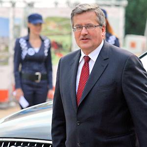 Prezydent Komorowski