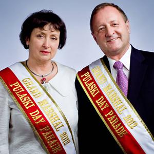 Krystyna Szewczyk-Szczęch, MD  i Kazimierz Szczęch, MD