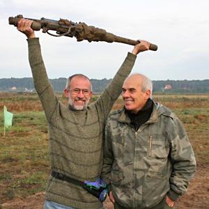 Na podkrakowskich polach odnaleziono wrak Messerschmitta Me-109