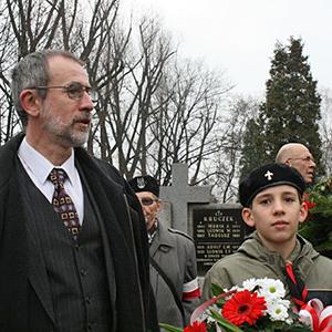 Dzień pamięci Wspólnoty Brytyjskiej w Krakowie