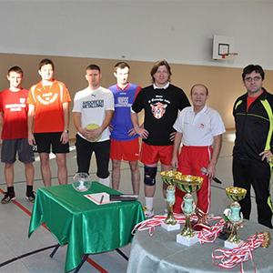 V Halowy Turniej Piłki Nożnej o Puchar Górnej Austrii