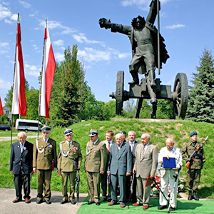 Zlot Kawalerów Orderu Virtuti Militari 10 maja 2013
