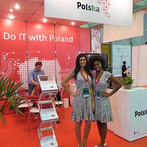 Do IT with Poland - sektor IT motorem napędowym polskiej gospodarki.