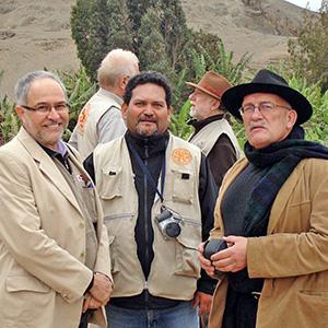 Odkrycie polskich archeologów, kierowanych przez dr. Miłosza Giersza, w Peru.