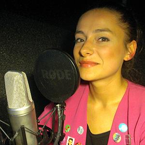 Kaja Sosnowska wspiera działania OKIP