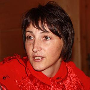 Katy Carr w wizytą w Krakowie