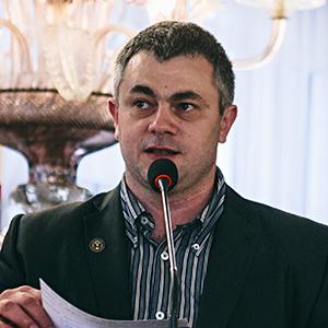 Bogdan Węgrzynek - prezes Ogólnopolskiego Klastra Innowacyjnych Przedsiębiorstw