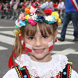 Parada Pulaskiego 2013 NY. © Zosia Żeleska-Bobrowski, www.Poland.us