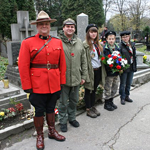 Dzień Pamięci - Remembrance Day - 11 listopada