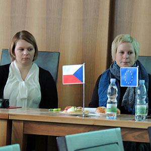 Klaster OKIP na misji gospodarczej w Czechach
