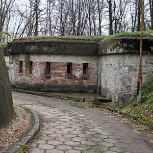 Muzeum Spraw Wojskowych w Forcie 51 1/2 Swoszowice