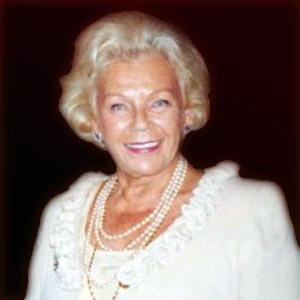 Blanka A. Rosenstiel - filantrop
