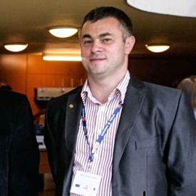 Bogdan Węgrzynek, Prezes Zarządu i Dyrektor Generalny Ogólnopolskiego Klastra Innowacyjnych Przedsiębiorstw