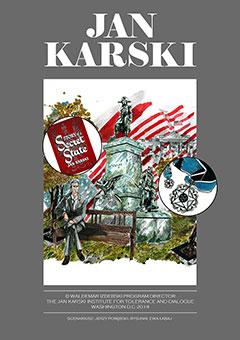 A new novel on Jan Karski marks the 100th anniversary of his birth