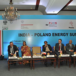 Misja gospodarcza Klastra OKIP do Indii