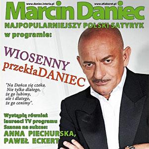 """Marcin Daniec i \""""Wiosenny przeklaDANIEC\"""" w Linden (NJ), Stamford (CT), Nowy Jork (NY), Trenton (NJ)"""
