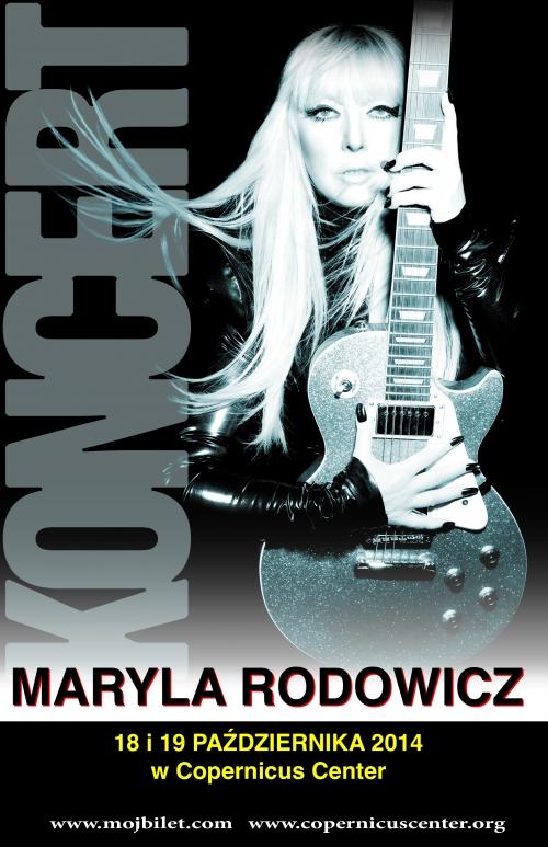 Dwa koncerty Maryli  Rodowicz w Chicago