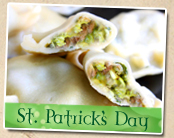 St. Patrick's Day Specials from Piast Meats & Provisions