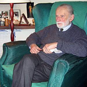 Profesor Jacek Woźniakowski. Fot. Mariusz Kubik, CC-BY-SA-3.0, via Wikimedia Commons