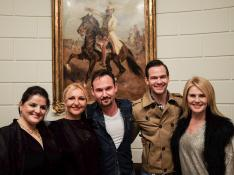 2014 SEMBRICH COMPETITION WINNERS : 1st prize – Szymon Komasa, 2nd prize – Julia Lima, 3rd prize – Tatiana Poletskaya  Joined by Met Opera singers:  Edyta Kulczak &  Mariusz Kwiecien