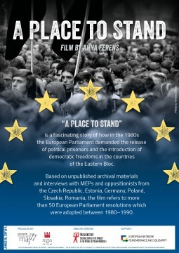 A Place to Stand, a documentary film by Anna Ferens - screening  at Columbia University in NY