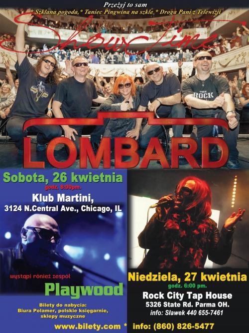Lombard i Dzieci PRL-u w Chicago i Parma, OH