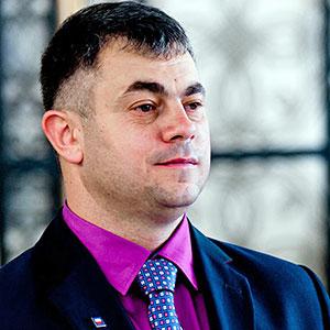 Bogdan Węgrzynek - wiceprezes związku zrzeszającego klastry z całej Polski. Dyrektor i koordynator organizacji całego przedsięwzięcia