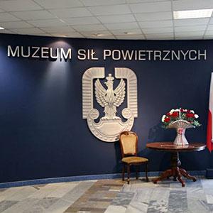 Nowa wystawa silników lotniczych w Muzeum Sił Powietrznych w Dęblinie
