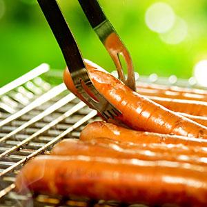 Opodatkowany grill (podwyżki ceny brykietu, węgla drzewnego...)
