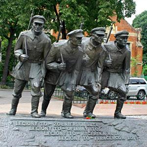 """""""Legiony Polskie 1914-1918"""" w Muzeum Narodowym w Krakowie"""