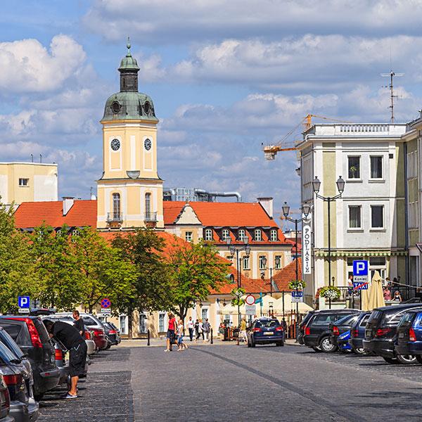 Białystok chce być pod bronią