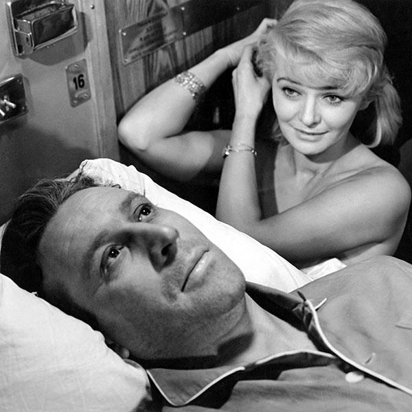 NIGHT TRAIN (1959, B&W, 98 minutes, Polish with subtitles)