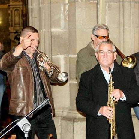 Msza jazzowa - tylko w Krakowie Dzień Zaduszny trwa dwa dni