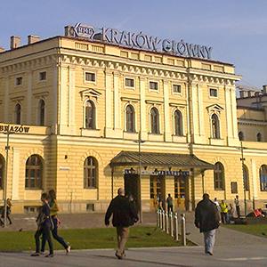 Jak zagospodarować były krakowski Dworzec Główny PKP?