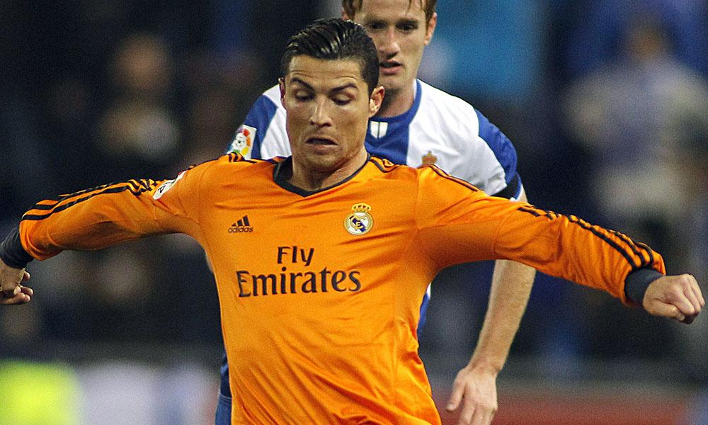 Cristiano Ronaldo of Real Madrid. Fot. Maxisports / Bigstock