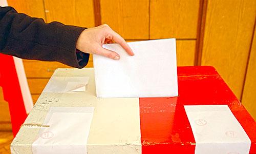 Karty wyborcze nie będą niszczone