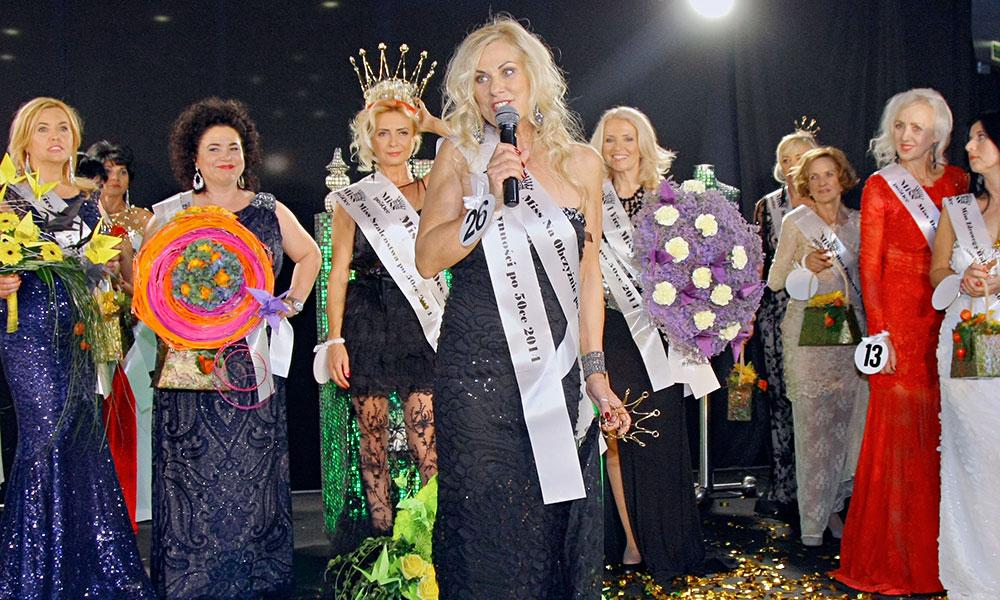 Podsumowanie I edycji Konkursu Miss po 50ce