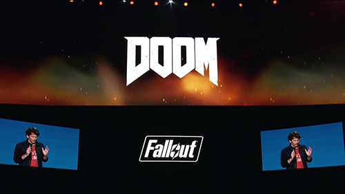 Bethesda Starts E3 Strongly - DOOM, Fallout 4, and More