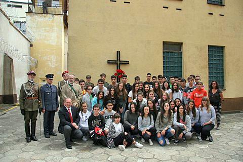 Lekcja historii Polski dla hiszpańskiej młodzieży