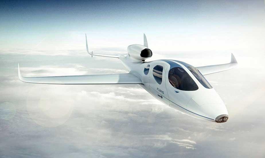 Polski innowacyjny samolot odrzutowy FLARIS LAR 1. Będzie dronem naszej armii?