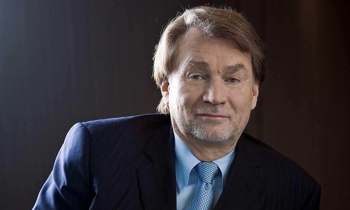 W Wiedniu zmarł Jan Kulczyk. Fot. Kulczyk Investments SA, via Wikimedia Commons