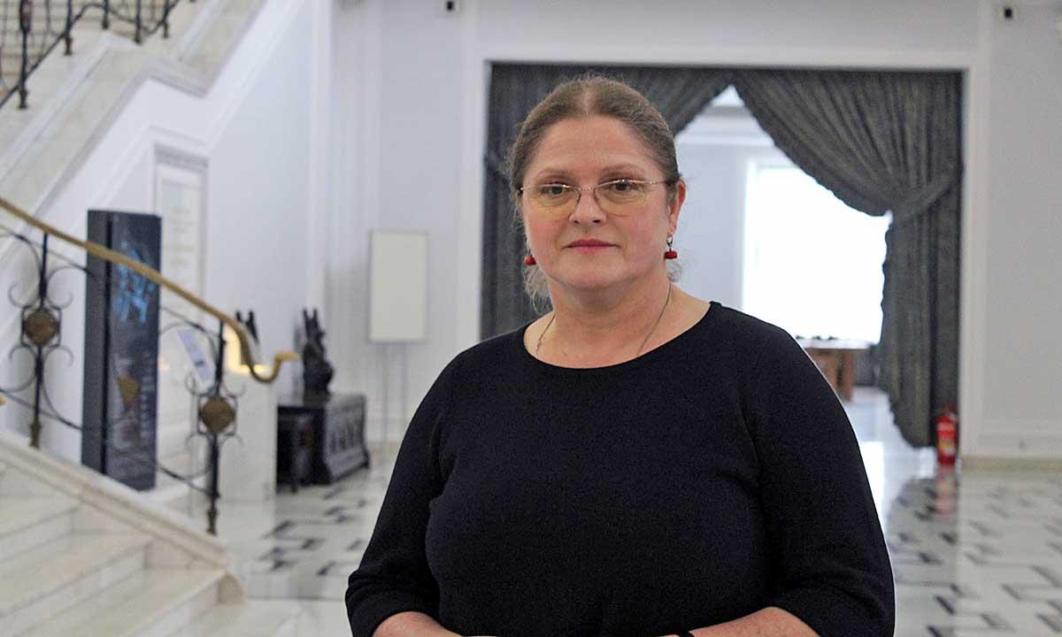 Krystyna Pawłowicz. Fot. Lukas Plewnia, CC BY-SA 2.0, via Wikimedia Commons