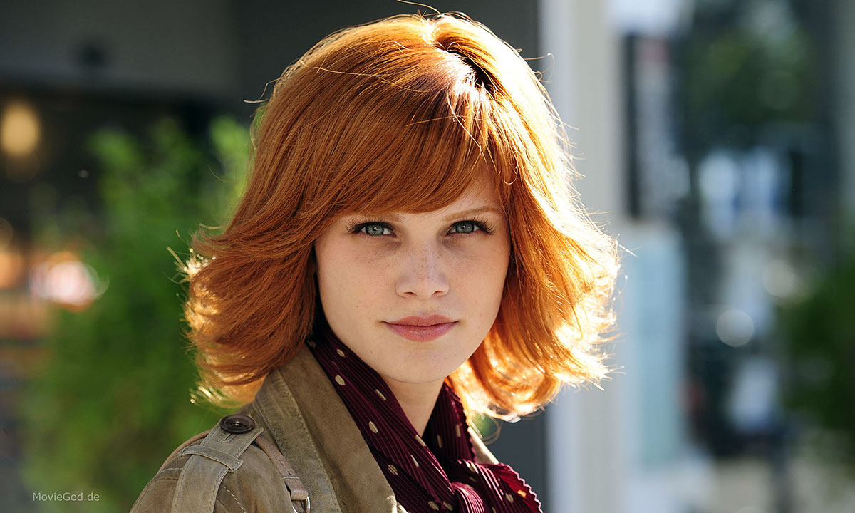 """""""Dziś jestem blondynką"""". Fot. AURORA"""