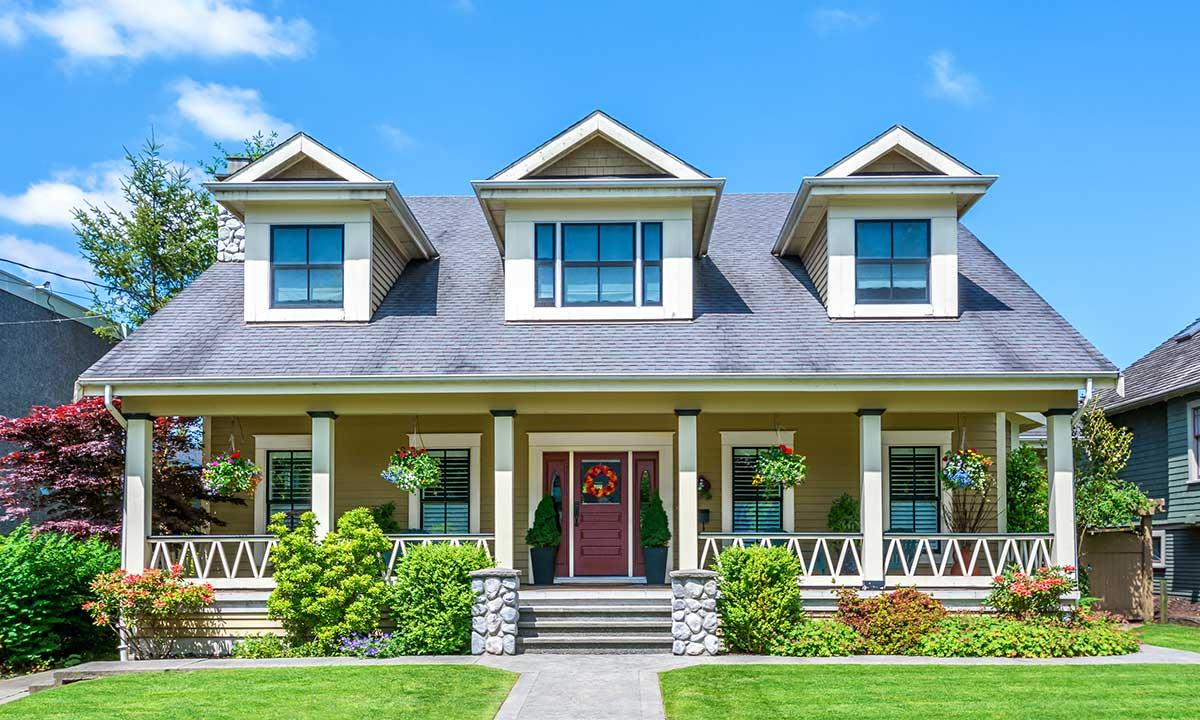 Aktualne raty na nowe pożyczki i przefinansowanie nieruchomości w USA