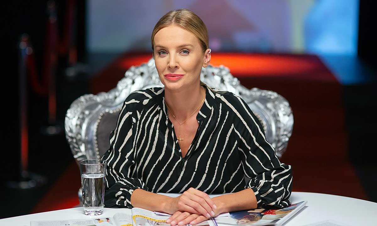 """""""Na językach"""". Fot. TVN / PIOTR MIZERSKI"""