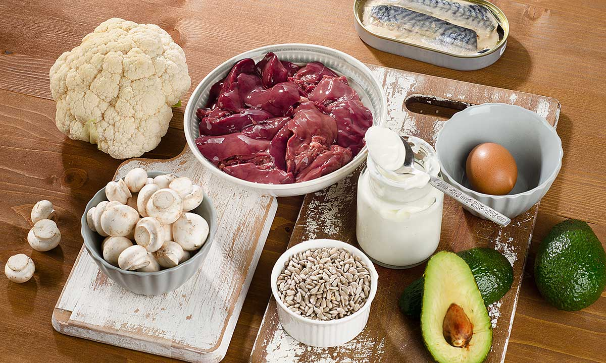 Foods Highest in Vitamin B5 (pantothenic Acid)