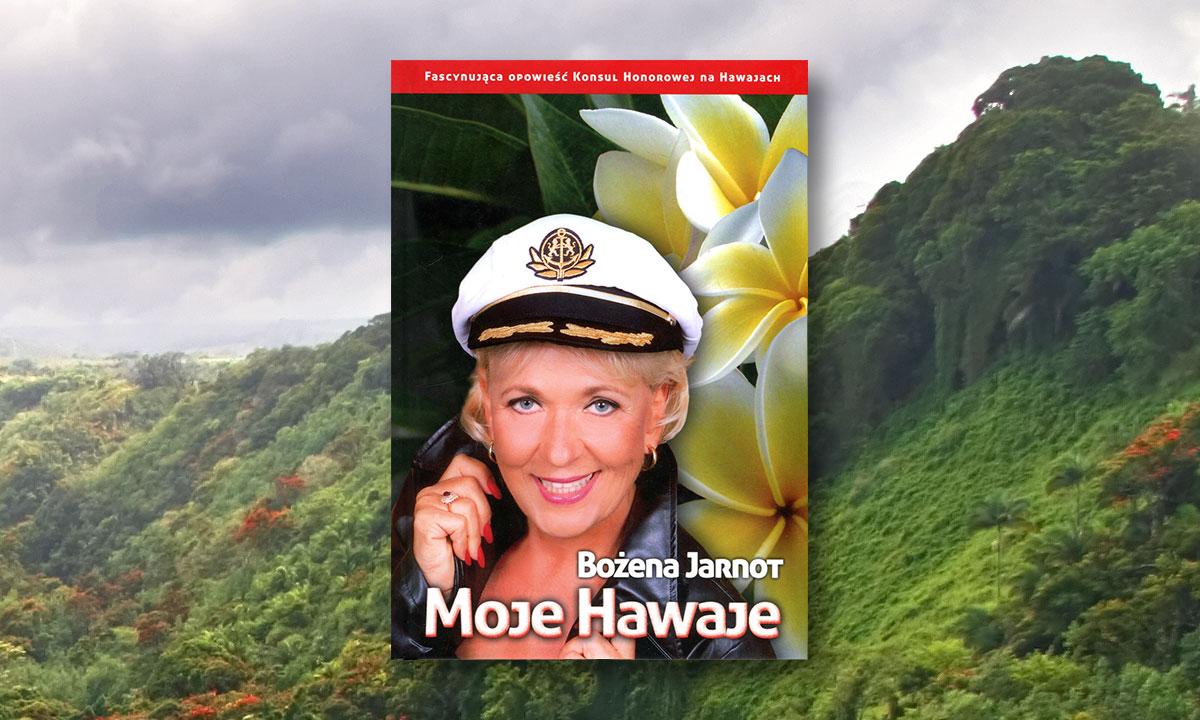 Bożena Jarnot - właściciel biura podróży i polska konsul honorowa na Hawajach